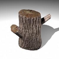log tree obj