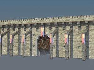 entrance castle max