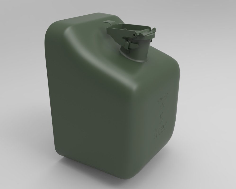 3d swedish army model