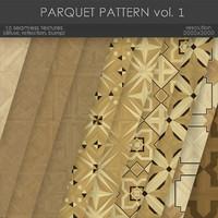 Parquet PatternTexture vol.1