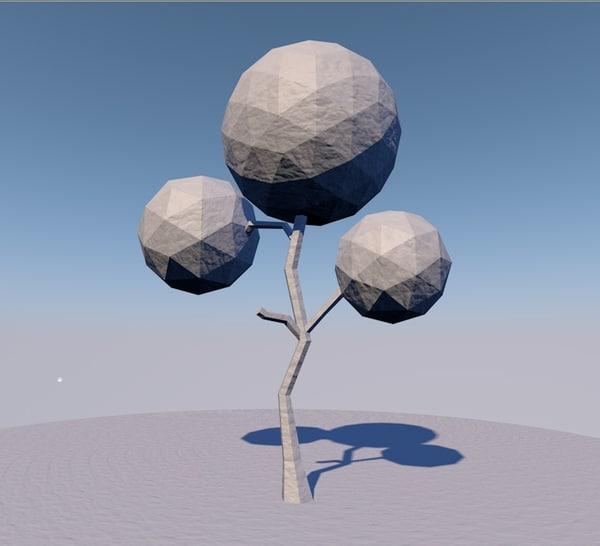 tree branch c4d free