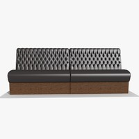 Black Bar Sofa Chair