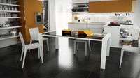 3d calligaris modern glass 4
