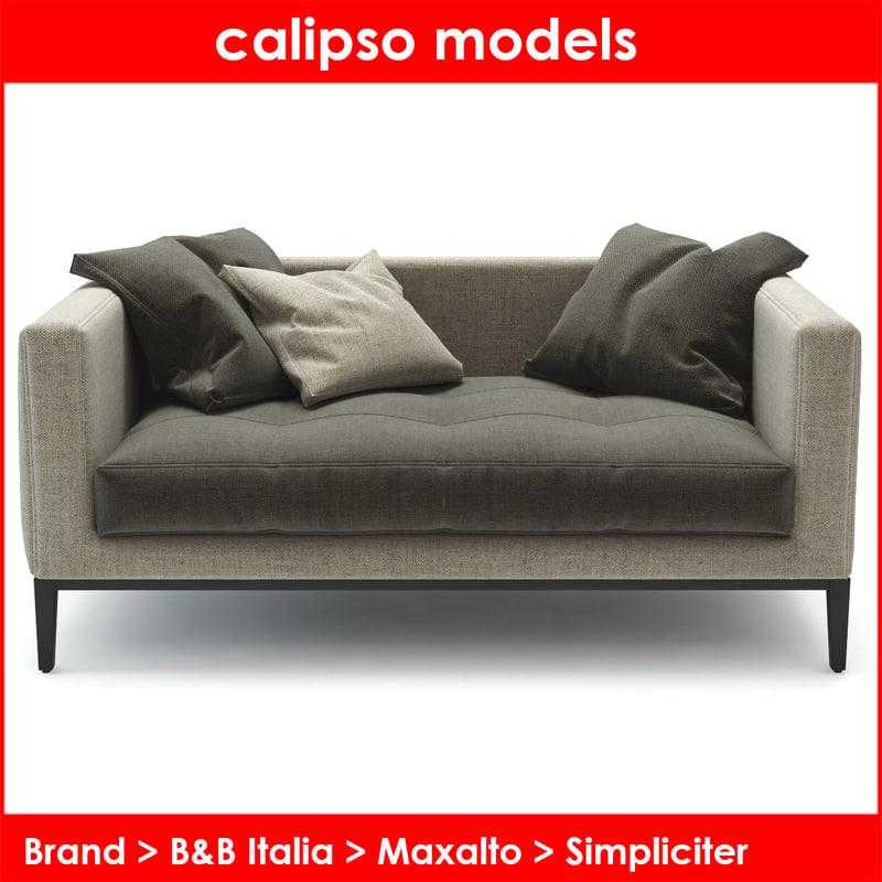 maxalto simpliciter 3d obj