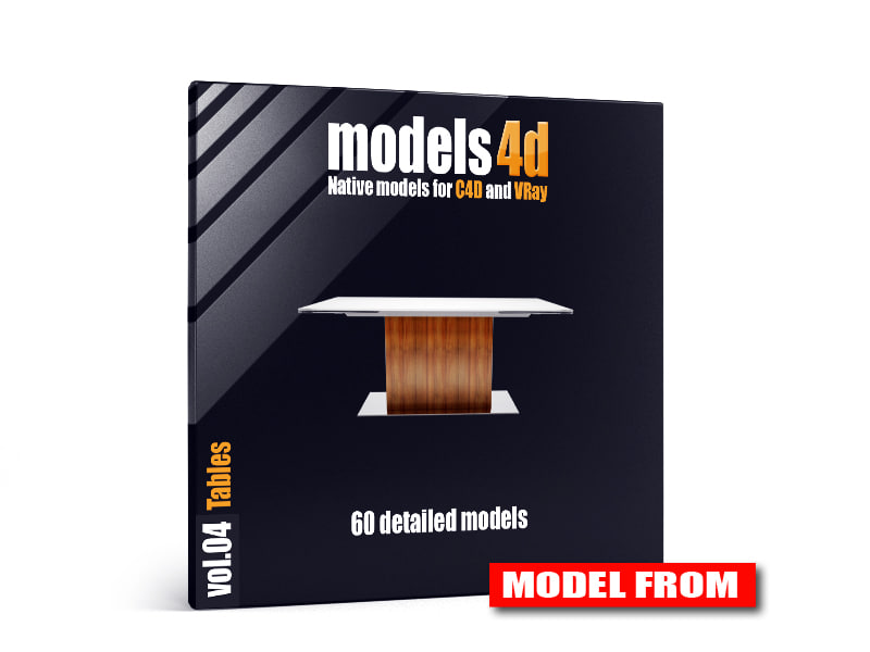 3d model vol 4 tables
