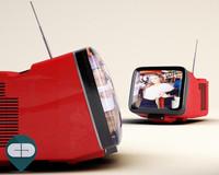 3d brionvega tv model