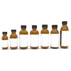 3ds max medical bottles 7
