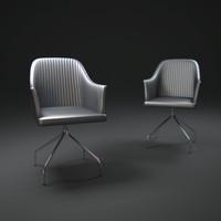 swivel-chair 3d model