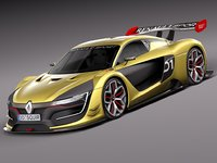 Renault Sport RS01 2015