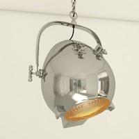 lamp EICHHOLTZ Spitfire
