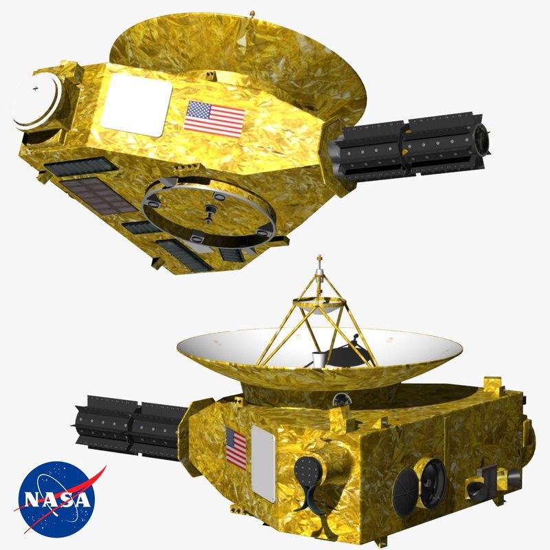 new horizons mission pluto obj