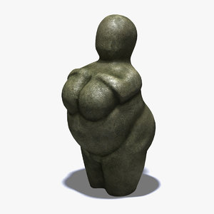stone venus 3d max