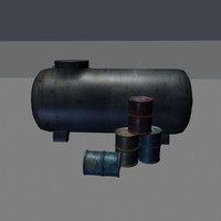 water Reservoir Meshes