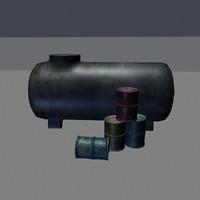 3d reservoir meshes