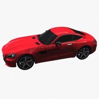 3d sls gt 2015 model
