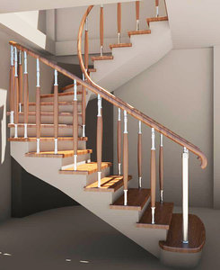 3d stairs