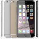 Apple iPhone 6 Plus 3D models