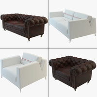Sofa and Armchair Collection