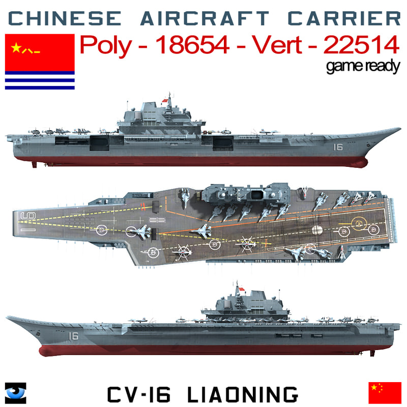 China Made New Aircraft Carrier Detailed Exposure Bat Power Far More Than The U S