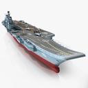 cv-16 Liaoning 3D models