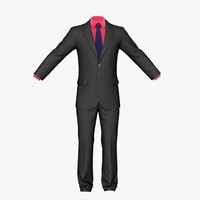 Men's Suits Shirts Pants polygonal