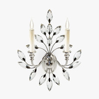 CRYSTAL LAUREL Sconce