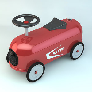 3ds toy car