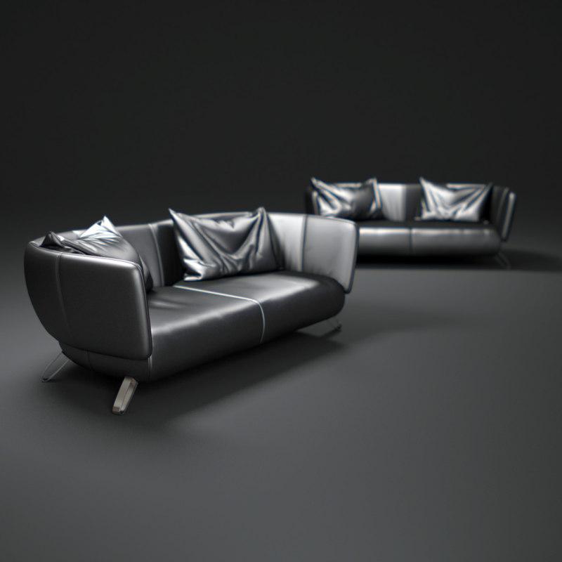 ds-102-sofa 3d max