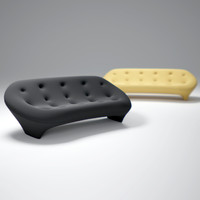 ploum-sofa 3d model