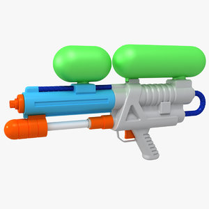 lightwave water gun super soaker