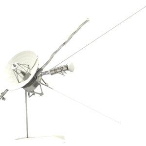3d model space voyager1