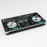 3d pioneer xdj-r1 model