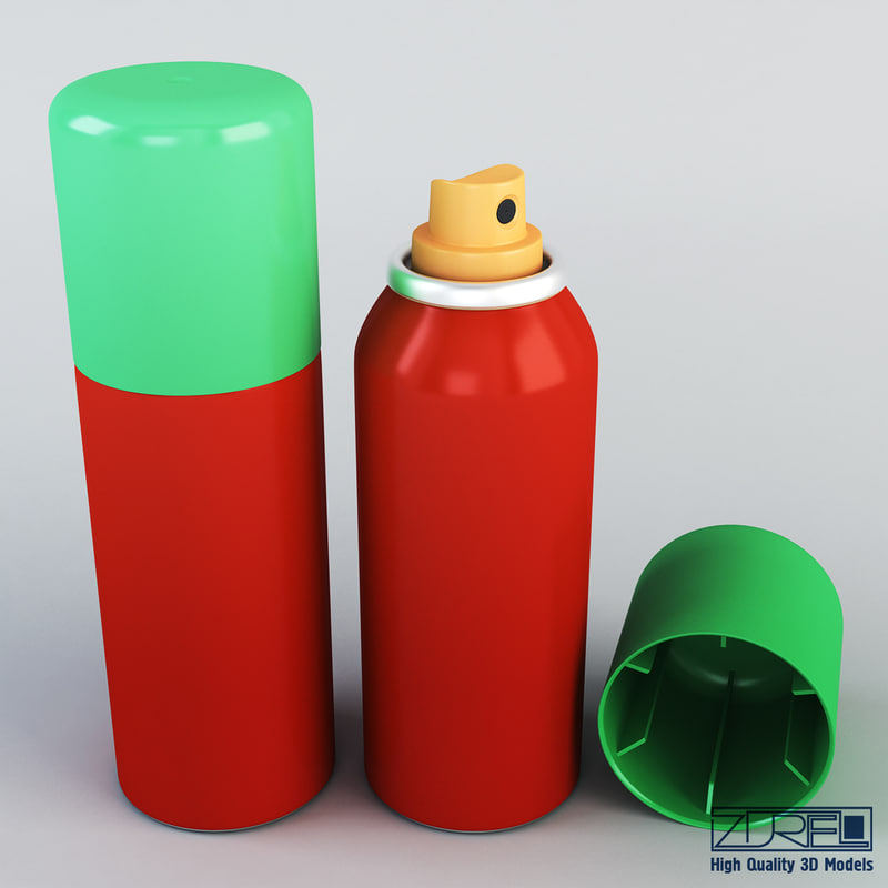 3d spray 100ml 100