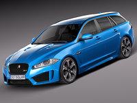 3d model 2015 sport xfr