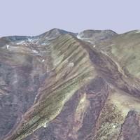 terrain mtx-04 landscape 3d max