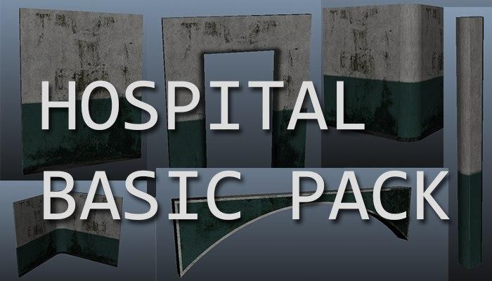 fbx basic hospital