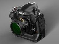 Nikon Photo Camera