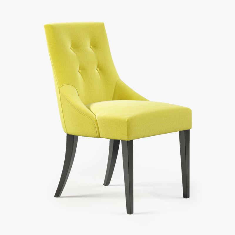 max porada chloe chair