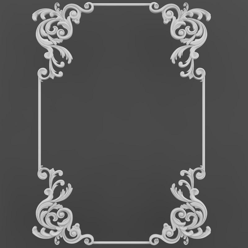 corner element 3ds