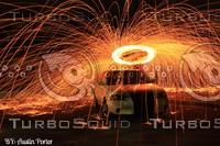 car sparks