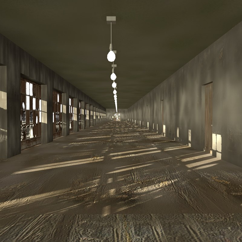 corridor ready 3ds