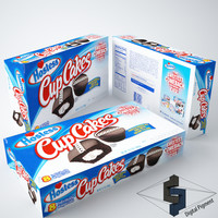 3ds hostess cupcakes box