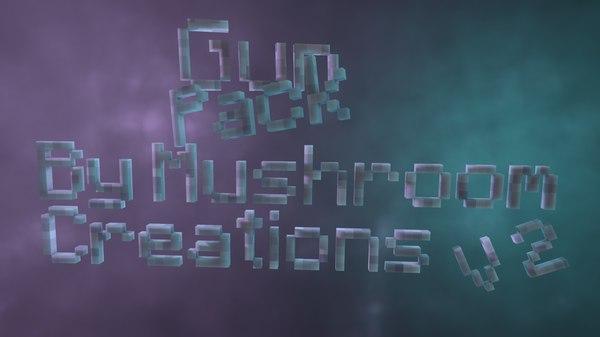 3d weapons pack v2