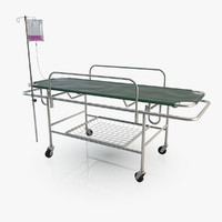 3ds max bed transport