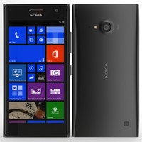 Nokia Lumia 730 735 Black