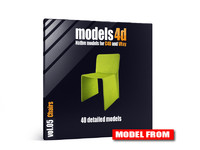 Models4D Vol.5 – Chairs