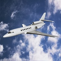 3d jet private dassault