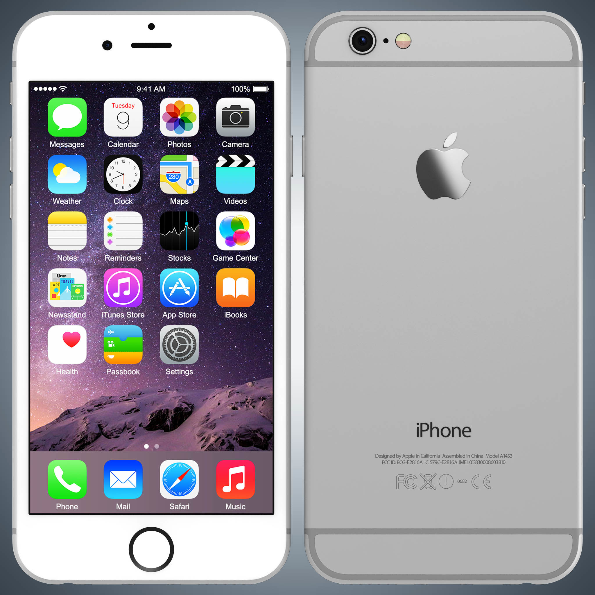 iphone 6silver