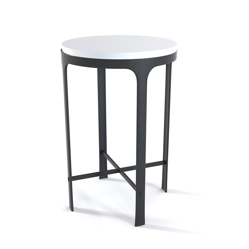 3d holly hunt table model