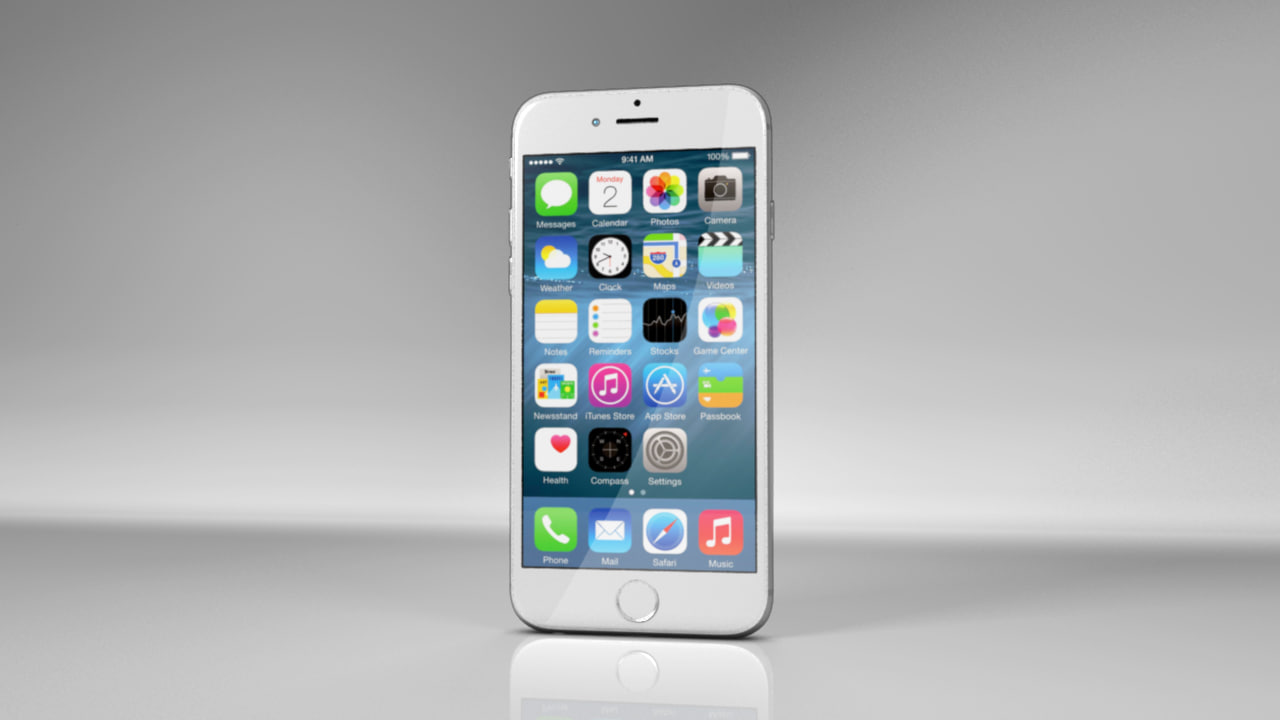 3d model production iphone
